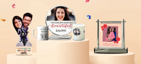 IGP Personalized Gifts: Get Flat 15% OFF on Purchase Of Rs.999